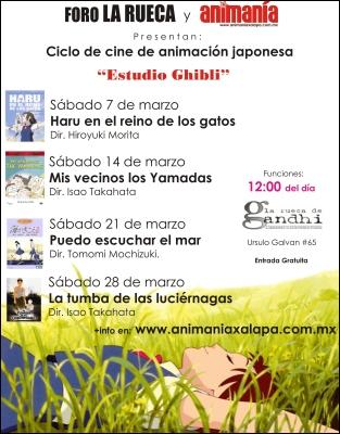 Poster Ghibli