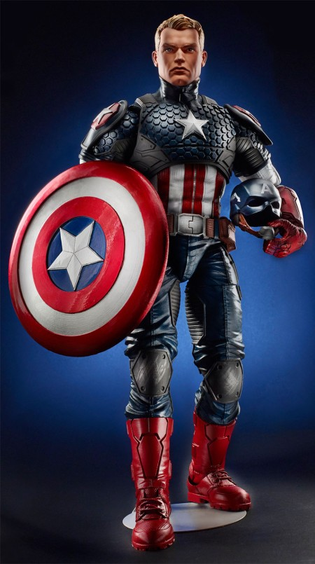 Marvel-Legends-12-Inch-Civil-War-Captain-America